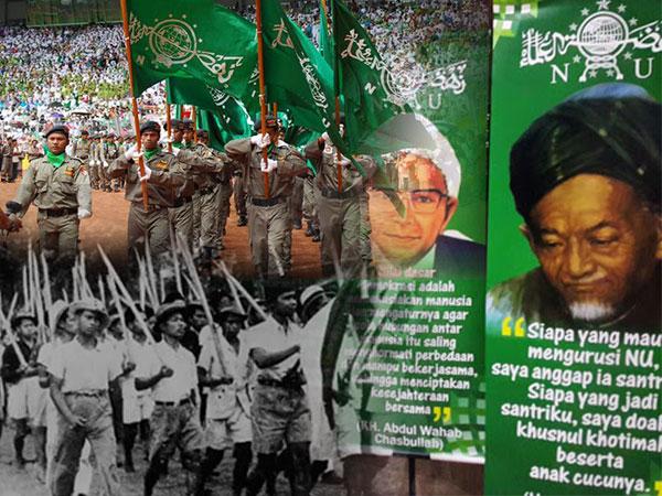 Perjalanan Sejarah Politik NU Sejak Berdiri Hingga Keputusan Kembali keKhittah