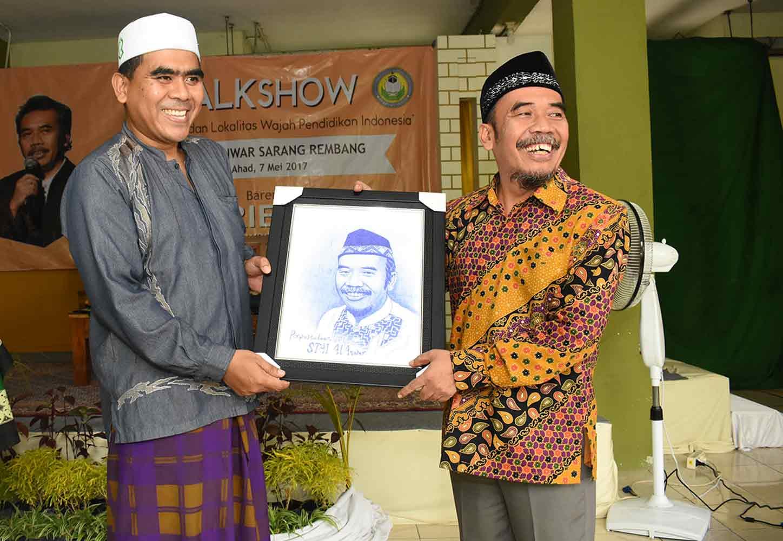 STAI Al-Anwar, Bedah Spiritualitas Bersama Prie GS