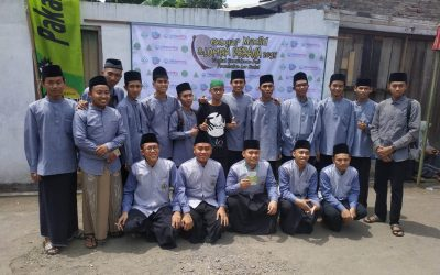 Rebana Syifaul Qulub Raih Penampilan Terbaik Kasidah Rebana 2018