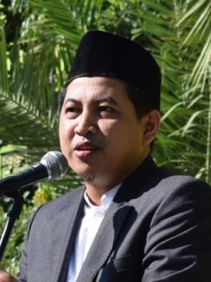 Abdullah Mubarok, Lc.,M.Th.I