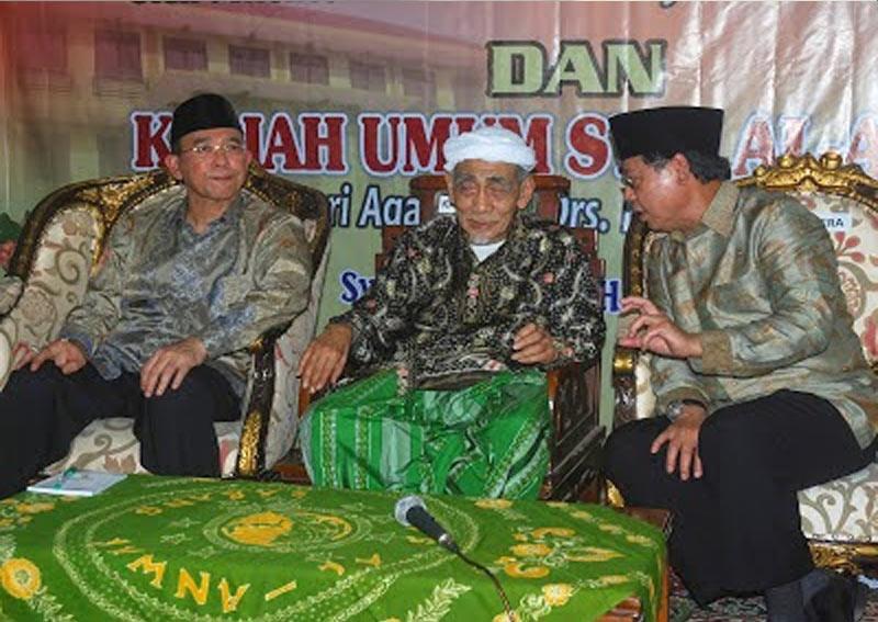 Peresmian Kampus STAI Al-Anwar Sarang Rembang