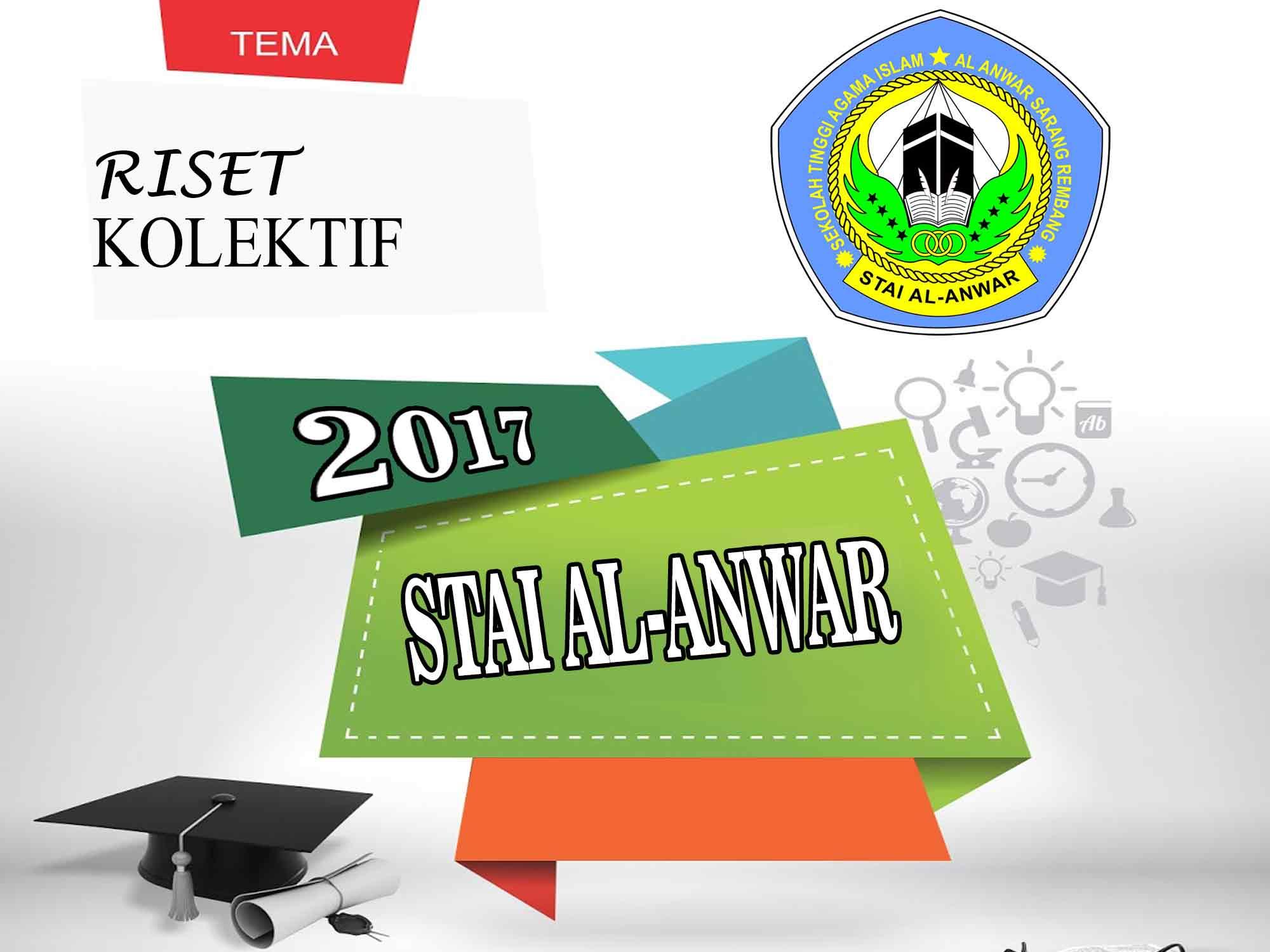 Pengumuman Penelitian STAI Al-Anwar 2017
