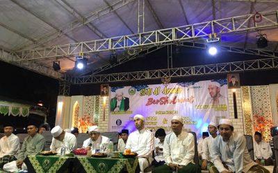 Peringati Harlah, STAI Al-Anwar Gelar Sholawar Akbar