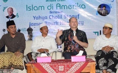 Belajar Islam di Amerika bersama Prof. James Bourk Hoesterey