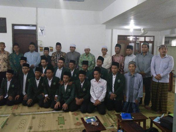 PKL Prodi IQT di Ponpes Yanbu'ul Qur'an Kudus