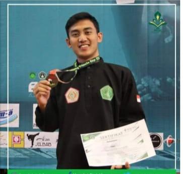 Juara 3 Pencak Silat Pagar Nusa Tingkat Nasional