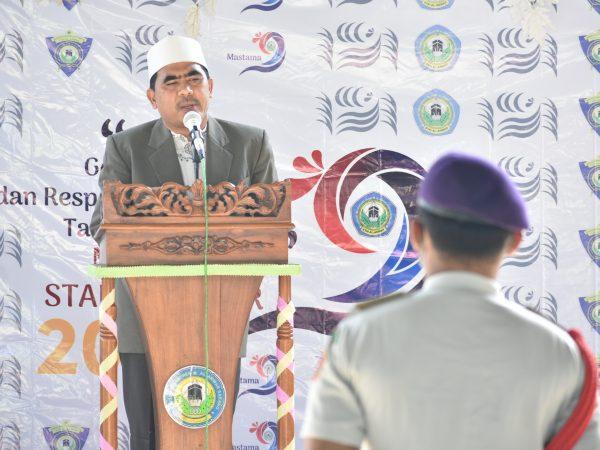 Pembukaan Apel Mastama IX, Babah : Meneladani Imam Syafi'i dalam Menjalankan Riyadah