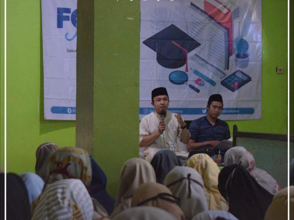 Forum Sabtuan dan Ahadan Awali Unit Kegiatan Mahasiswa