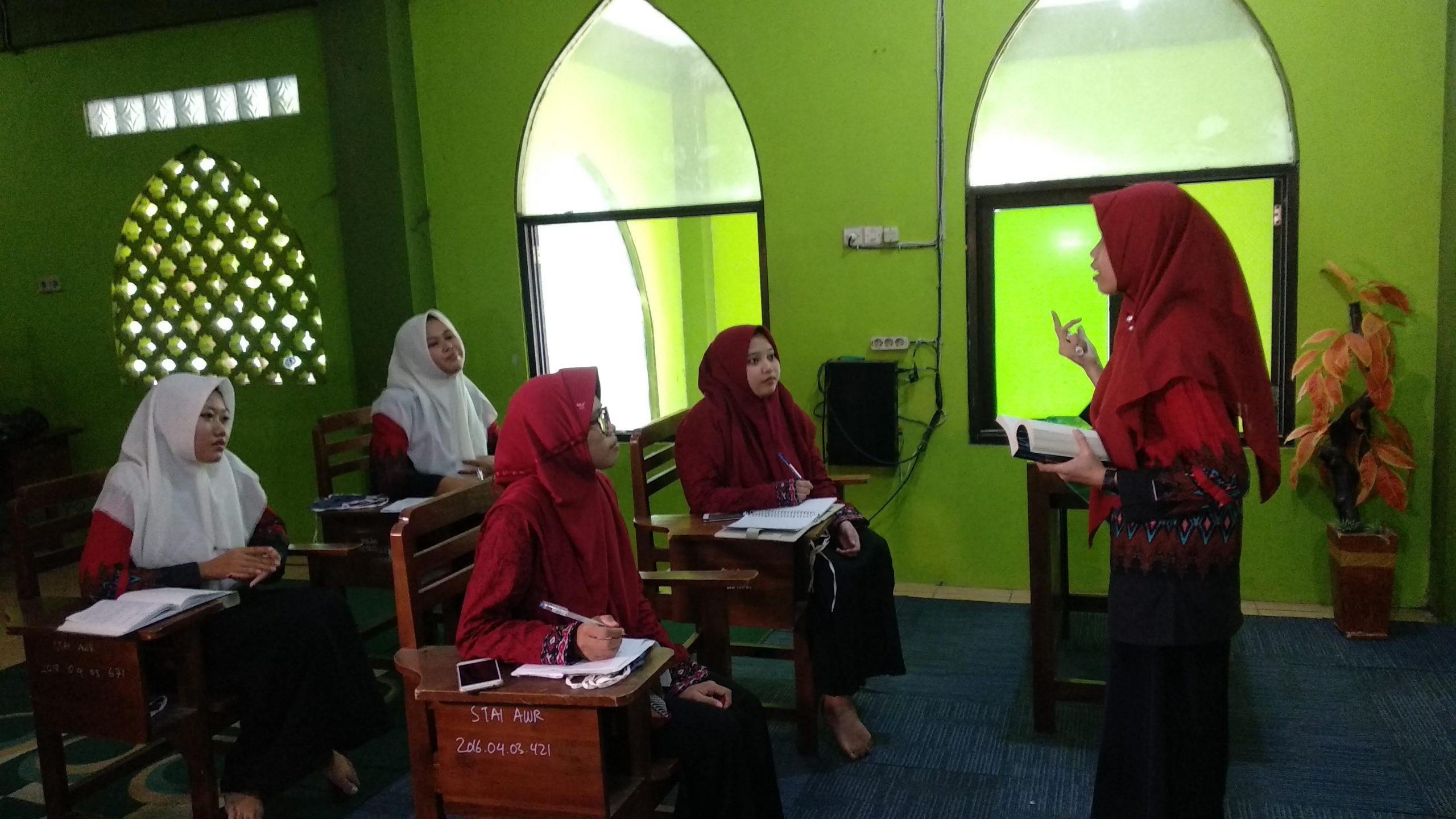 Pelatihan Microteaching HMP PGMI